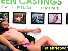 FetishNetwork Alaina Kristar teen slave