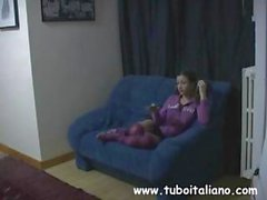 Italian Teen Sorella da Trombare