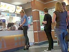 LGH Tipo - Tacones lejanos Schlampe MI McDonald - Tamia
