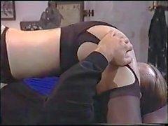 Donna Vargas Deepthroats Three Guys