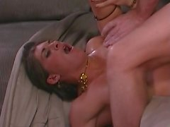 Hot Aria Home Fucks Old Stud