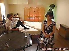 Kiimainen japanilainen kypsä Babes imee Osa 6