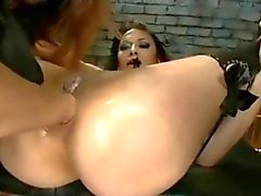 47min over anale , FIST , GAPE , SQUIRT !