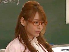 Japanese Girls attacked sweet private teacher at park.avi