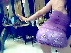 Arab dances on a wedding