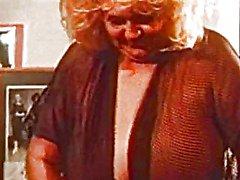 Vintage Fat Blonde Big Tittied MILF Jennie Lee
