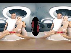 RealityLovers Trekant Knulla i yttre rymden del 2