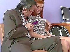 Professor Tricky seduzir aluno
