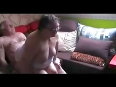 A horny old couple