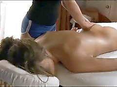 Sensationele lesbische massage