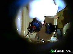De Caméra Cachée salle de bain