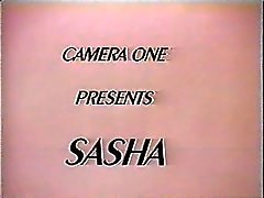 agradável grávida menina Sasha