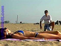 Sophie Strauss - Life's A Beach - Part 1