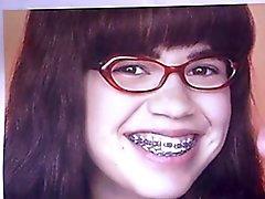 Cum op Ugly Betty