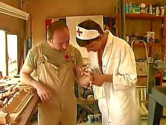 As enfermeiras aloanticorpos # 8.o