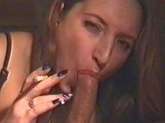 Homemade Smoking Sex