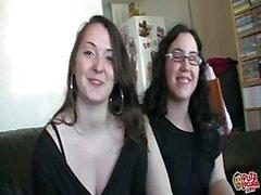Teen Gothic Lesbians