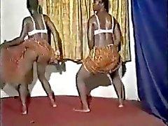 African Booty Shake
