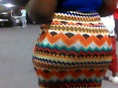 bbw do vestido de ) ig a pé butim