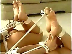 Another pair in bondage