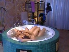 Passionate Anal Sex in a Tub