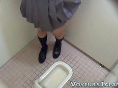 Pee dripping japanese ho