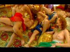 Harem of naughty women