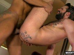 Латинский гей анальный секс с Сперма