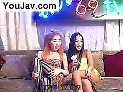 Live Asian Sex with Koreans and Japanese Episode 84