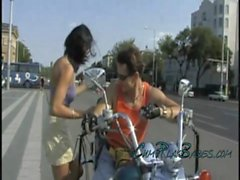 Teen Biker Groupies 1