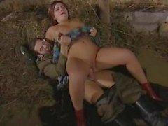 Russian vintage sex orgy part 2