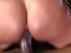 Huge black surprise for one mature slut