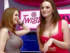 Tori Black Jessie Rogers Live Show