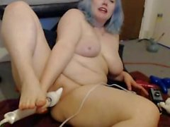 Chubby Honey Cum Show on Cam