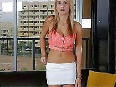 Ny på platsen ner Blond visas om hur kinky mellan