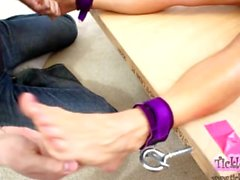 Tickling - Nikki Masters Gets Tickled for Sixty Minutes Straight Part Four
