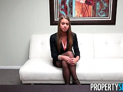 Stunning Jill Kassidy Interviews With Real Estate Company