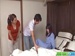 Yuuko enjoys hard pleasures