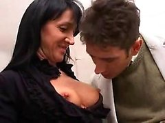 Nice italian mature plays with jou Leilani from 1fuckdatecom