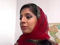 Pakistani Nadia Ali Birçok BBC Sucks ile becerip