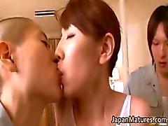 Misa Yuki todellinen Aasian kotiäiti saada Part4