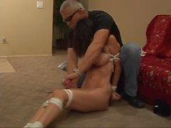 Stripper stuck at home