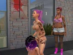 Sims 4 XXX 2