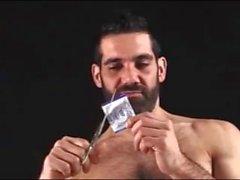 Delle 10 migliori lezioni di preservativi ... mai ! (no banane, ma pornostar reali)