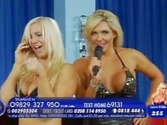 Cindy Behr, Bailey Cream, Alison Mckenzie & Charlie Monaco Bluebird TV 2010