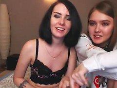 Hausgemachte Amateur Lesben Webcam Teenager