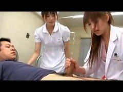 Japanilainen porno sairaanhoitaja .