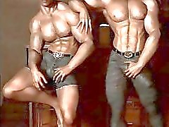 In 3D Muscle Gay Boys!