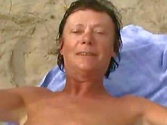 Lutje op het strand 2