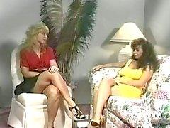 Nina Hartley And Keisha Edwards Classic